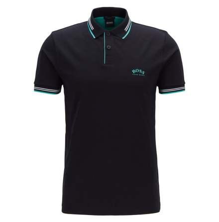 Hugo Boss Golf Paul Curved Black