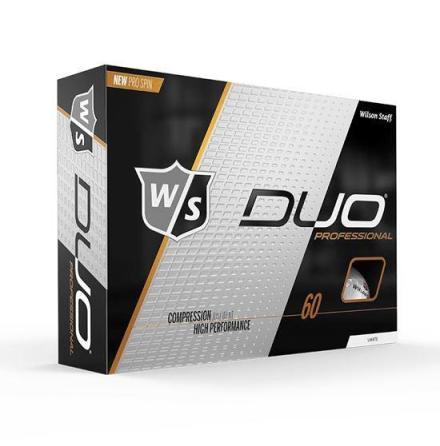 Golfbollar Wilson Staff Duo Pro