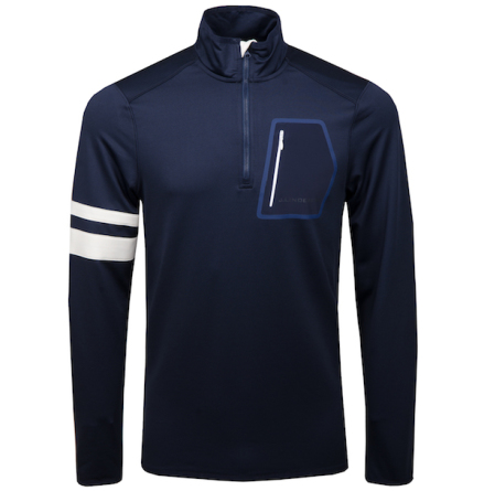 J Lindeberg Golf Putte Tech Mid Jacket Navy