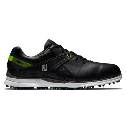Golfskor FootJoy Pro SL Svart - Wide