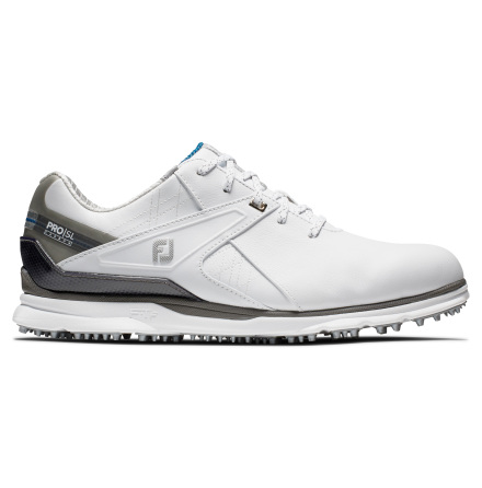 Golfskor FootJoy Pro SL Carbon White - Wide