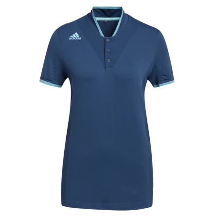 Adidas PRIMEKNIT Short Sleeve Polo Navy