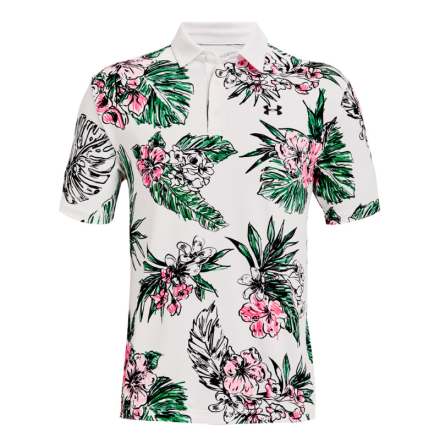 Under Armour Golf Playoff Polo 2.0 Floral