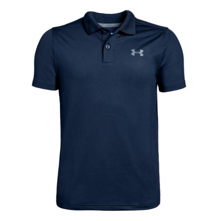 Under Armour Golf Performance Polo Junior Navy