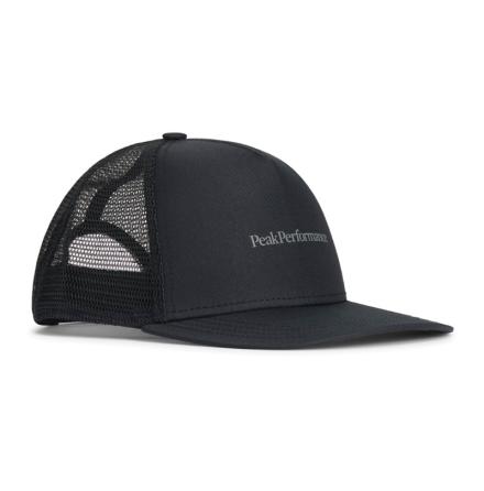 Golfkeps Peak Performance Golf Trucker Black