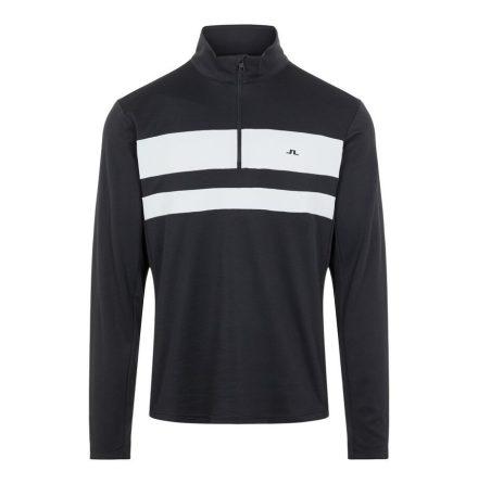 J Lindeberg Golf Bran Midlayer Svart