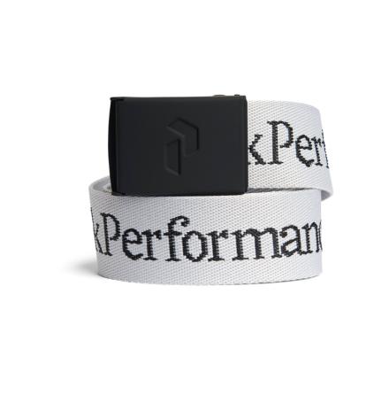 Peak Performance Golf Rider Belt Ljusgrå