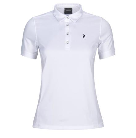 Peak Performance Golf W Alta Polo White