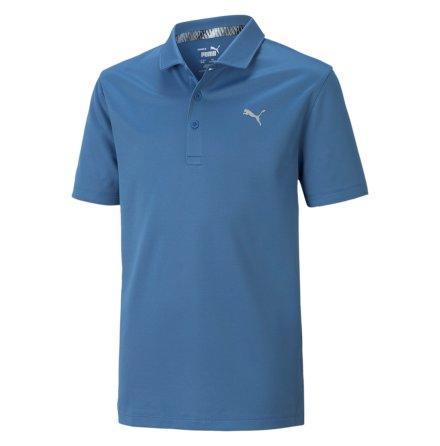 Puma Golf Essential Polo Junior Star Sapphire
