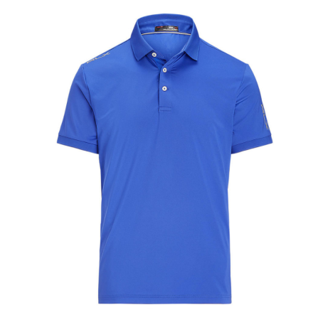 RLX Ralph Lauren Airflow Polo Colby Blue