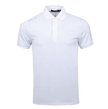RLX Ralph Lauren Airflow Polo White