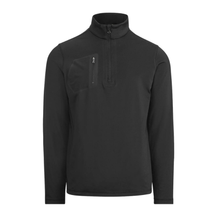 RLX Ralph Lauren Luxury 1/2 Zip Black