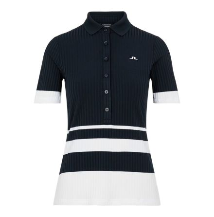 J Lindeberg Golf June Polo Navy