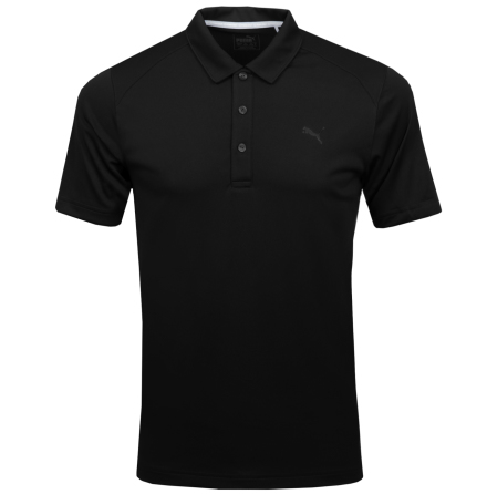 Puma Golf Pounce Polo Black