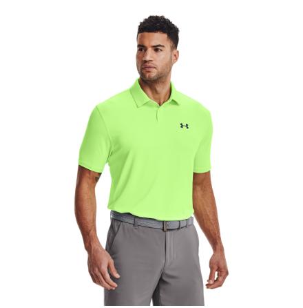 Under Armour Golf T2G Polo Lime