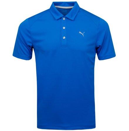 Puma Golf Pounce Polo Electric Blue