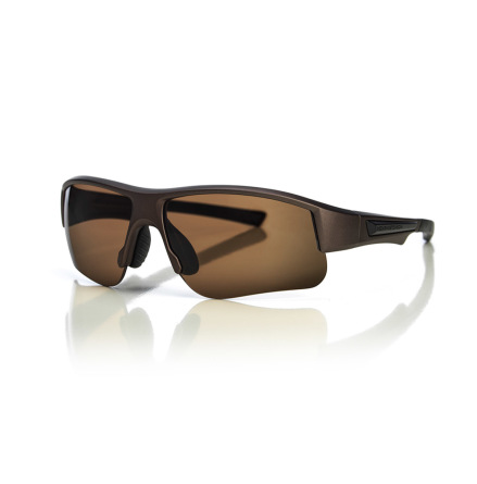 Golfglasögon Henrik Stenson Stinger 3.0 Brown/Grey Metallic Matte
