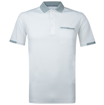 Puma Golf Tailored PWRCOOL Adapt Polo White