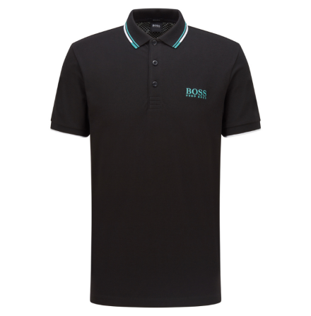 Hugo Boss Golf Paddy Pro Black/Green
