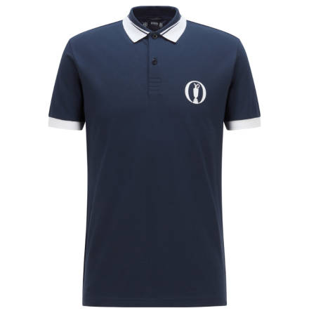 Hugo Boss The Open Paddy Pro Navy - Limited Edition
