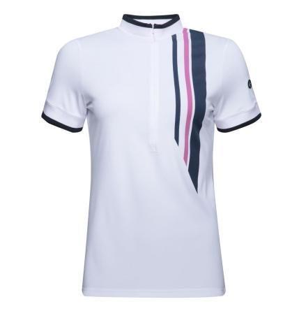 Cross Sportswear Tube Neck Polo