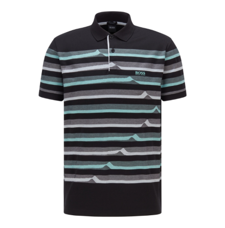 Hugo Boss Golf Paddy 3 Svart