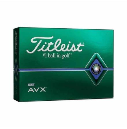 Golfbollar Titleist AVX