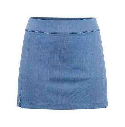 J Lindeberg W Amelie TX Jersey Skirt Captain´s Blue