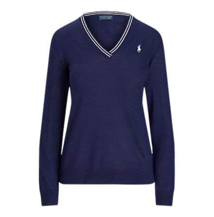 Ralph Lauren Golf V-Neck Golftröja