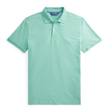 Ralph Lauren Golf Stretch Mesh Pro Fit Polo Tiki Green