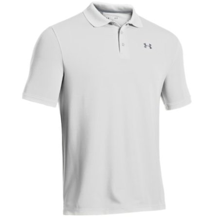 Under Armour Golf Performance Polo White