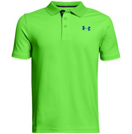 Under Armour Golf Performance Polo Junior Poison