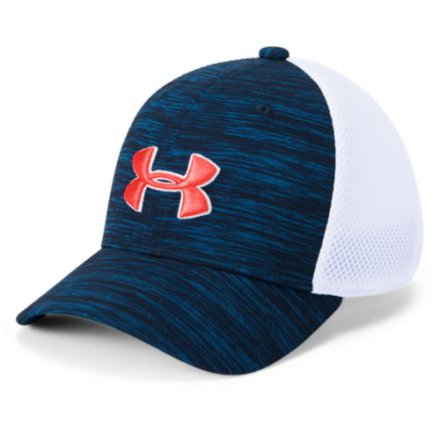 Under Armour Golf Classic Mesh Cap Junior Blue