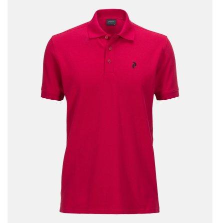 Peak Performance Golf Classic Pique True Pink