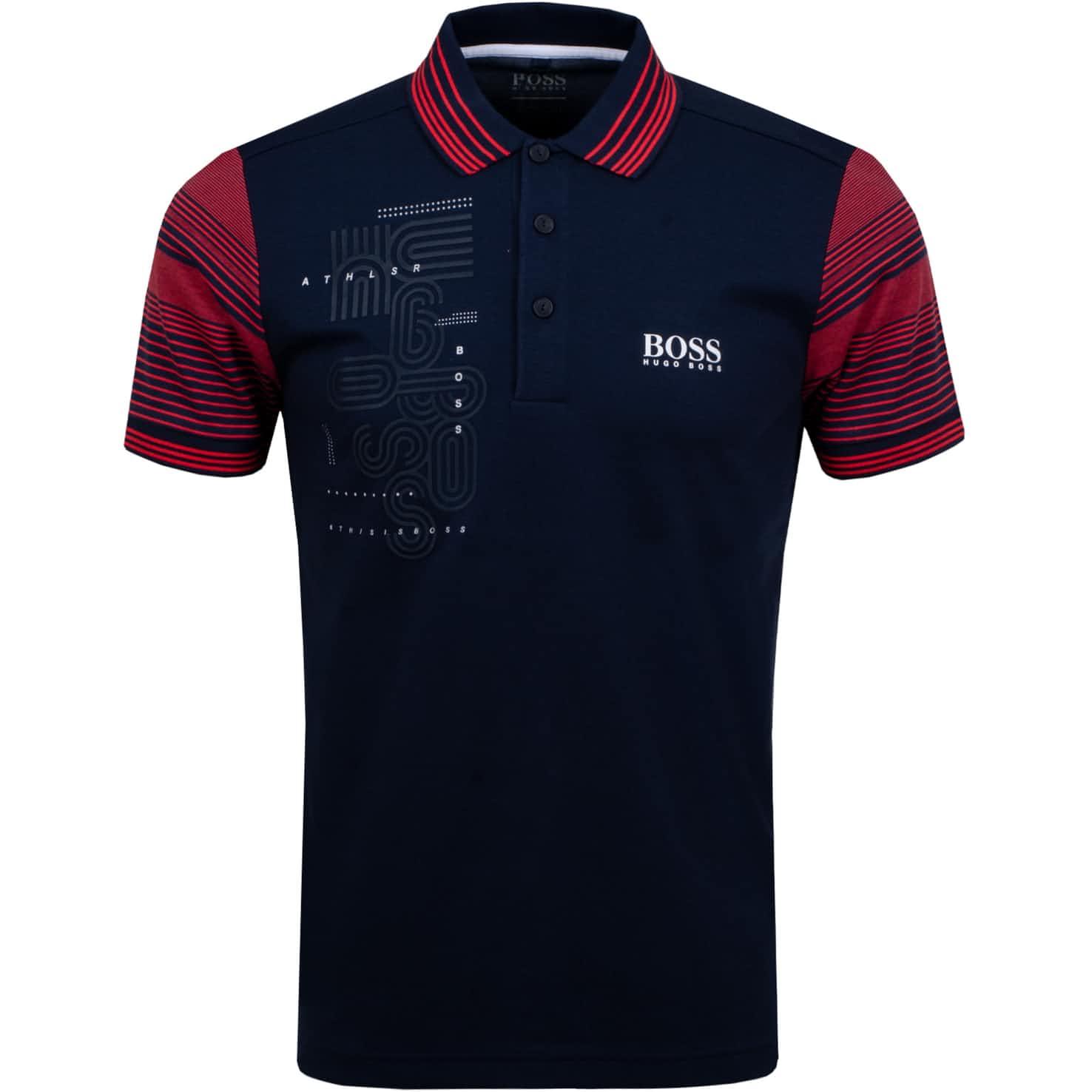 Hugo Boss Golf Paule Pro 1 Vit