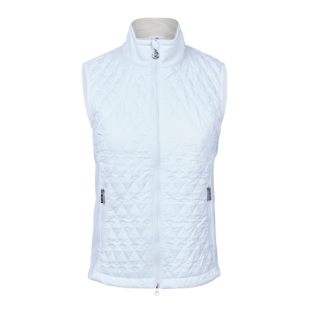 Daily Sport Club Wind Vest White