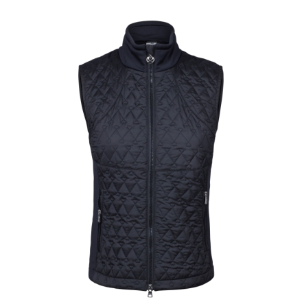 Daily Sport Club Wind Vest Black