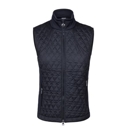 Daily Sport Club Wind Vest Black