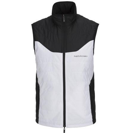 Peak Performance Golf Levin Vest White