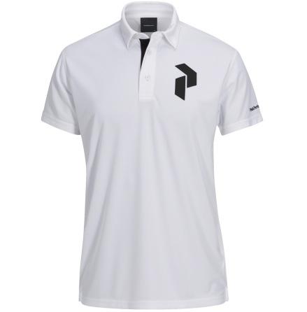 Peak Perfromance Golf Panmore Polo White