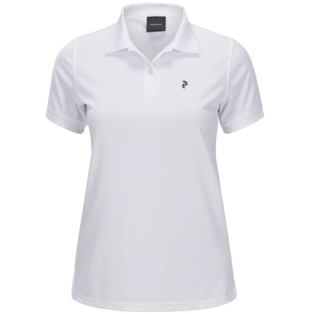 Peak Performance Golf W Elsham Polo White