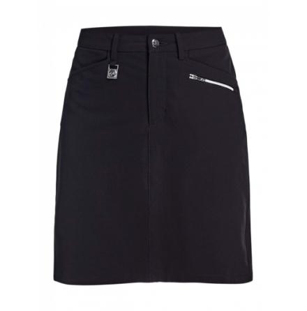 Golfkjol - Röhnisch Comfort Stretch Skort Black