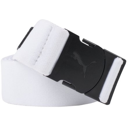Puma Golf Stretch Web Belt White