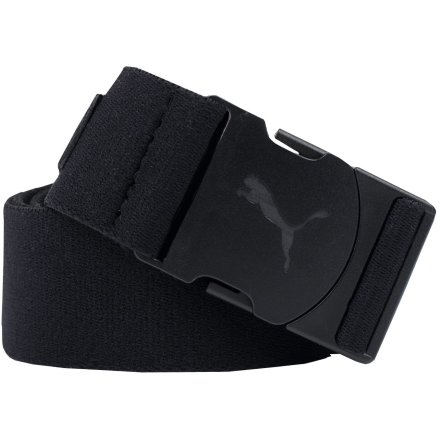 Puma Golf Stretch Web Belt Black Junior