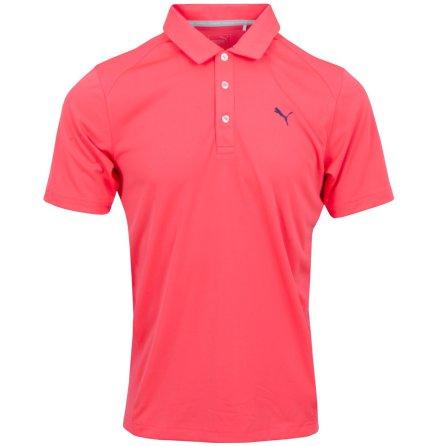 Puma Golf Pounce Polo Paradise Pink