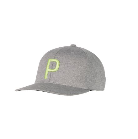 Puma Golf P110 Snapback Cap Quarry Junior