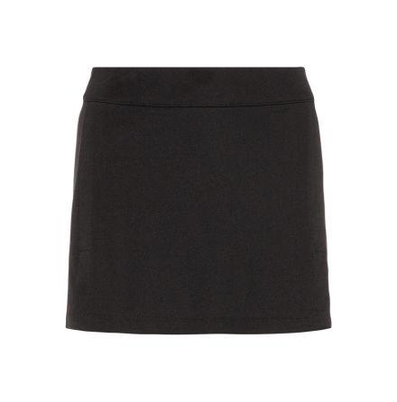 J Lindeberg W Amelie TX Jersey Skirt Black