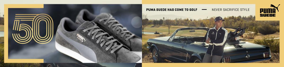Puma Suede Golf