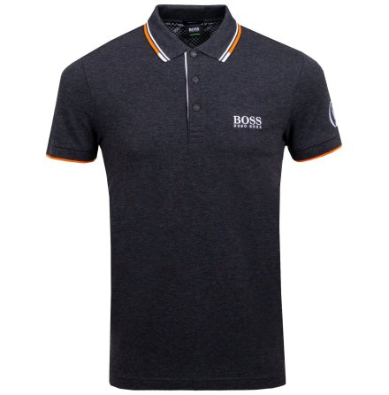 Hugo Boss Golf The Open Paddy Pro Charcoal