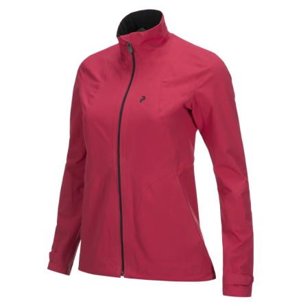 Peak Performance Golf W Camberley Jacket True Pink